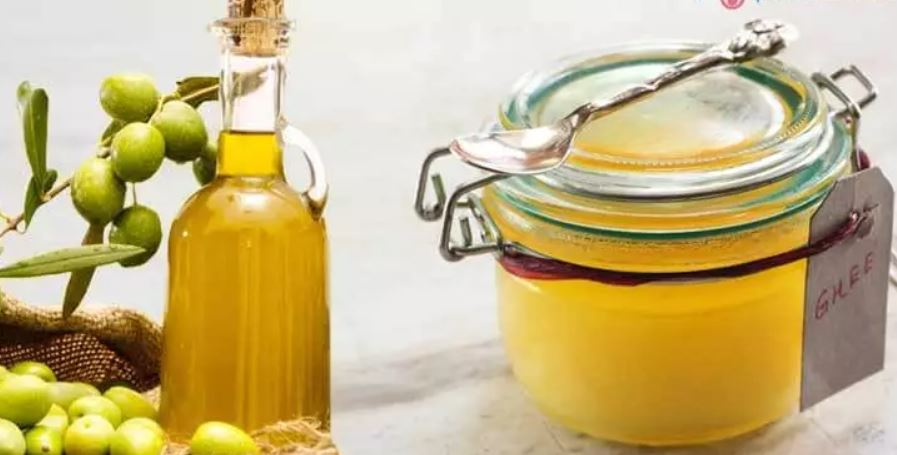 HELPS TO SLIM DOWN, FOOD MADE WITH DESI GHEE AND OLIVE OIL | NewsReach.in