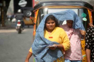 Rajasthan's Churu bakes at 49.6 degrees, heatwave to abate by May 29