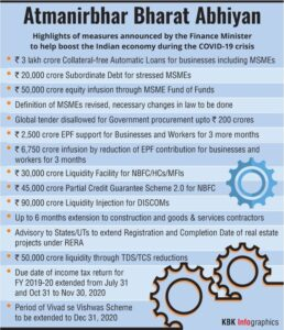 Sitharaman likely to focus on poor, farm sector next 59