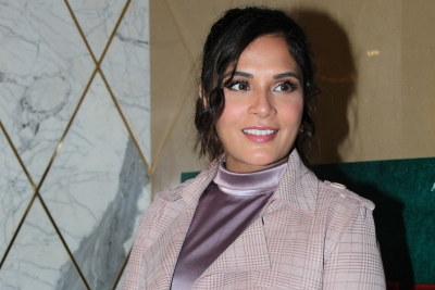 When Richa Chadha was slapped by her cat