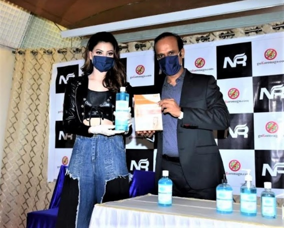 NR Group Launches Website goKoronago.com for All Health Essential Products 62