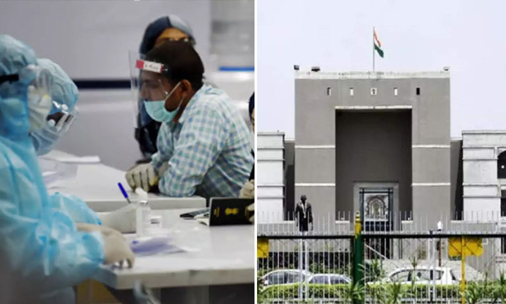 ગુજરાત હાઈકોર્ટને માઈક્રો કન્ટેઈન્મેન્ટ જાહેર કરાઈ,અને એકસાથે 8 પોઝિટીવ કેસ આવતા લેવાયો સૌથી મોટો નિર્ણય... 65