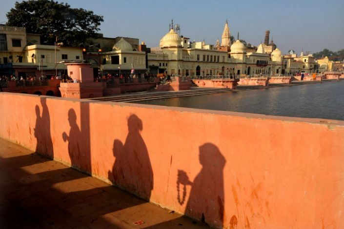 Barricades in Place, Key People Invited: Rituals Begin as Ayodhya Prepares for Ram Temple 'Bhumi Pujan'