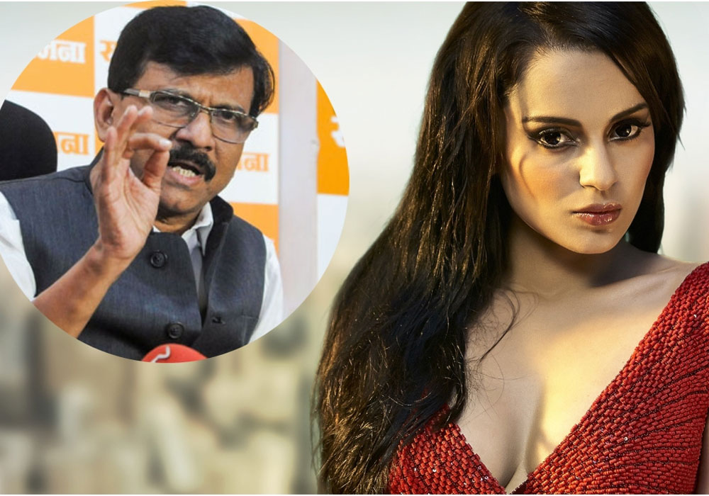 Going to reply to Kangana Ranaut, Shiv Sena leader Sanjay Raut forgot ... 65