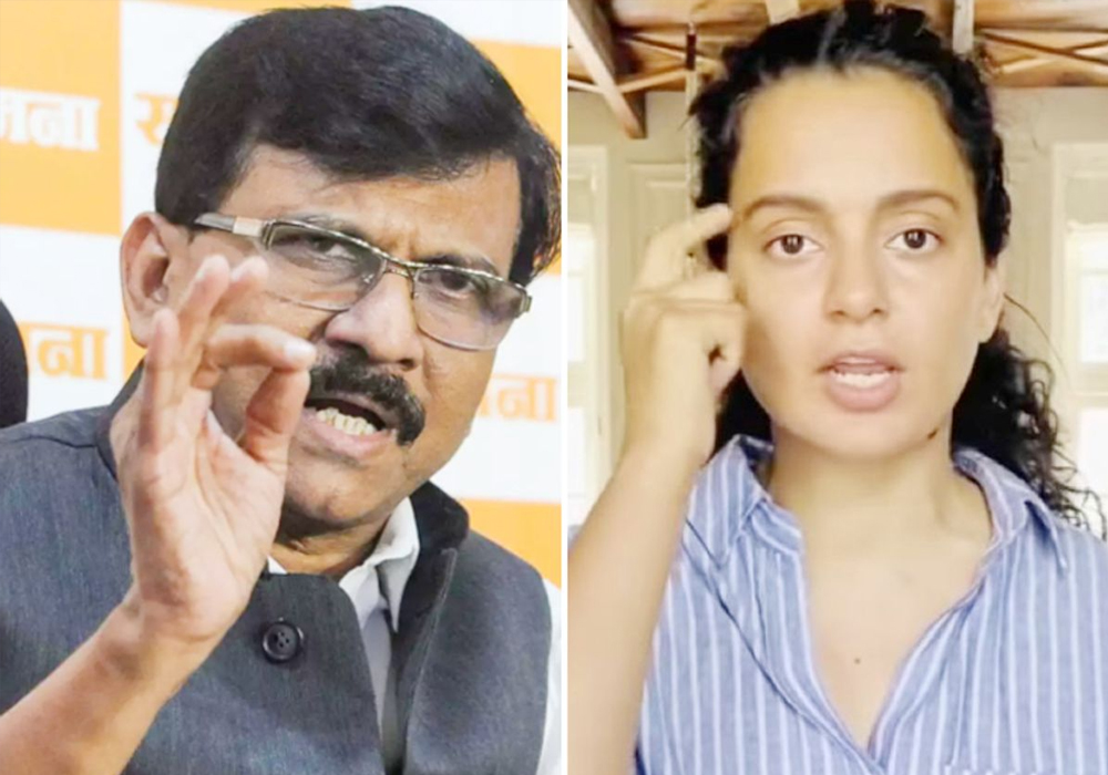 In the meeting held between CM Uddhav Thackeray and Sharad Pawar, the decision was made regarding Kangana Ranaut ... 67