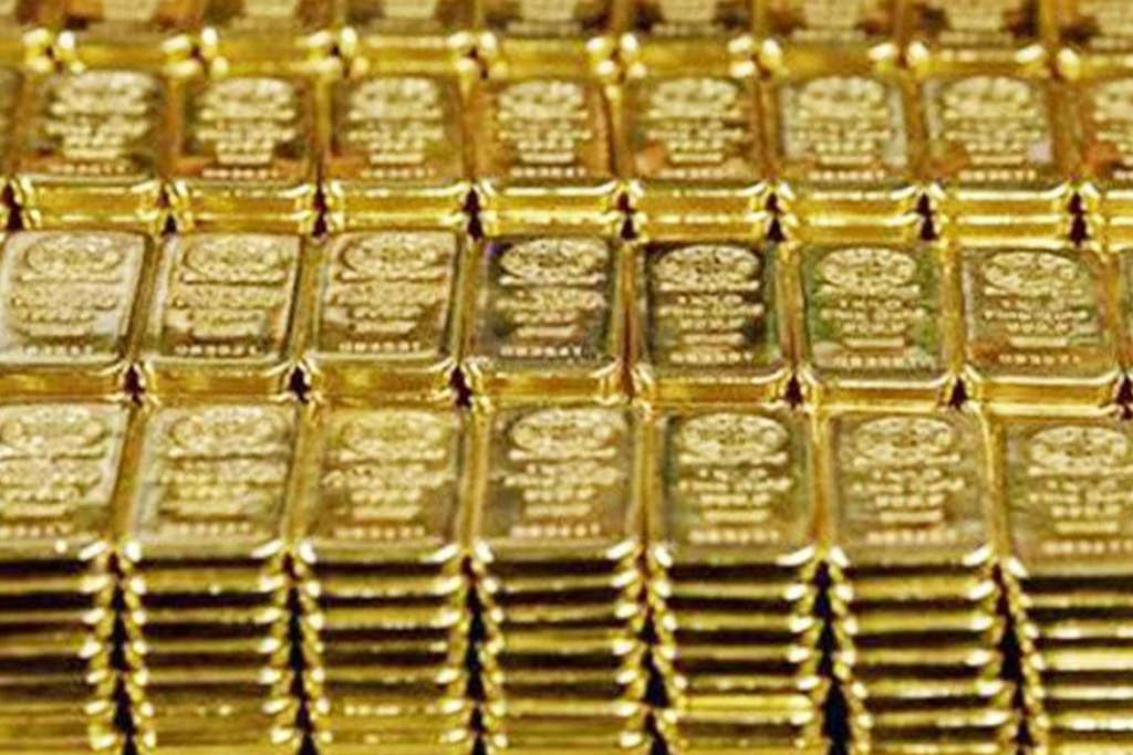 If you want to buy gold, buy it, then don't say or didn't say ... 64