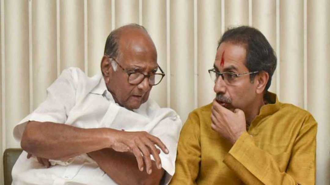 The meeting between CM Uddhav Thackeray and Sharad Pawar, Kangana Ranaut, the decision was made ... 66