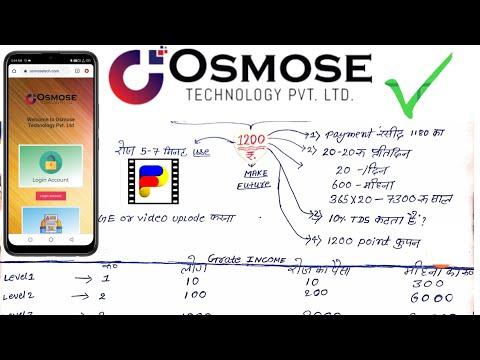 મહારાષ્ટ્ર ની Osmose ટેક્નોલોજી એ કર્યું 236 કરોડ રૂપિયાનું કૌભાંડ,જાણો કઈ રીતે ? 1