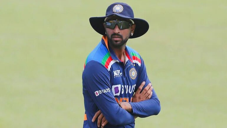 આજે ભારત-શ્રીલંકા વચ્ચે ની T20 મેચ નહીં રમાય, આ ભારતીય ખેલાડીનો કોરોના આવ્યો રિપોર્ટ આવ્યો પોઝિટિવ... 5