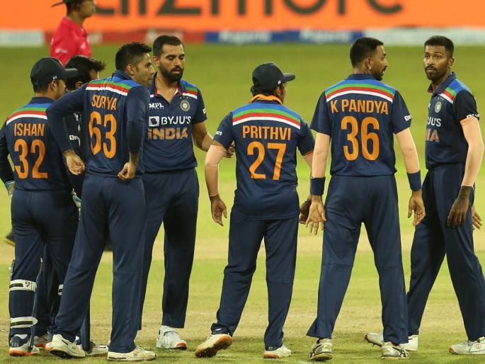 આજે ભારત-શ્રીલંકા વચ્ચે ની T20 મેચ નહીં રમાય, આ ભારતીય ખેલાડીનો કોરોના આવ્યો રિપોર્ટ આવ્યો પોઝિટિવ... 4